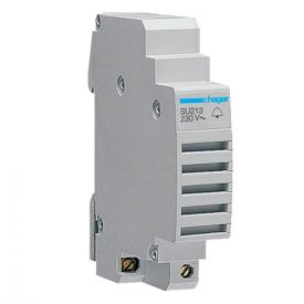 HAGER Sonnerie modulaire 85dB 230V AC - SU213