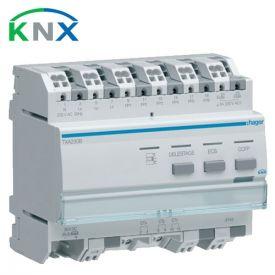 HAGER KNX Gestionnaire d'énergie - Module Esclave - TXA230B