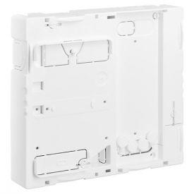 IKEPE Platine pour compteur Linky - CBE et disjoncteur de branchement à équiper 13 modules