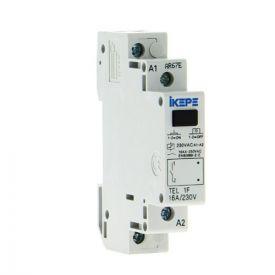 IKEPE Télérupteur 16A 1F/NO monophasé