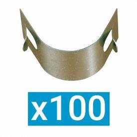 ING FIXATIONS Stop-ring attache gaine pour saignée - Seau de 100 - A321000
