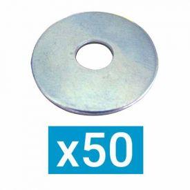 ING FIXATIONS Rondelle 6x18 - Sachet de 50 - A851870