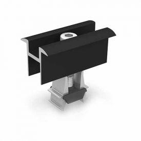 K2 SYSTEMS Bride de fixation intermédiaire noire OneMid - 20030072
