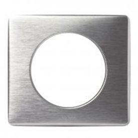 LEGRAND Céliane Plaque - Anodisé - 1 poste Aluminium