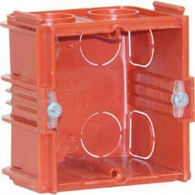 LEGRAND Batibox Boîte d'encastrement àsceller 70 x 70 P50