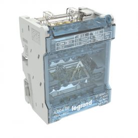 Répartiteur tétrapolaire modulaire LEGRAND 100A - 400405