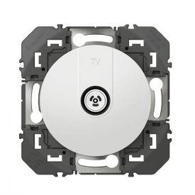 LEGRAND Dooxie Prise TV blanc - 600351