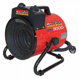 MECAFER Chauffage de chantier soufflant électrique 3000W - MH3000