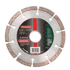 METABO Disque diamant D230mm pour meuleuse d'angle - 624310000
