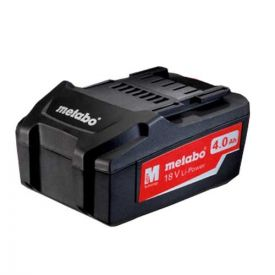METABO Batterie outillage électroportatif 18V 4AH Li-Power - 625527000