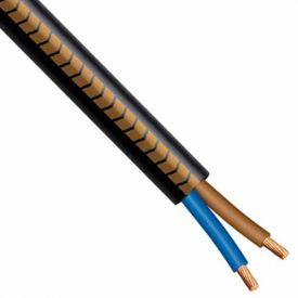 Câble électrique R2V 2x10mm² B/M - Prix au mètre