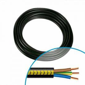 Câble électrique R02V 3G2.5² B/M/VJ - Couronne de 25m