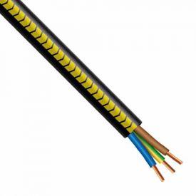Câble électrique R2V 3G2.5mm² M/B/VJ - Prix au mètre