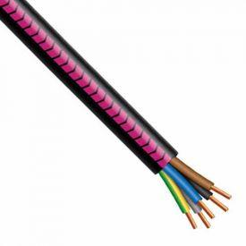 Câble électrique R2V 5G1.5mm² M/B/VJ - Prix au mètre