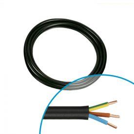 Câble électrique R02V 3G2.5² B/M/VJ NEXANS - Couronne de 10m
