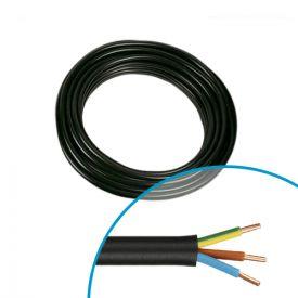 Câble électrique R02V 3G2.5² B/M/VJ NEXANS - Couronne de 25m