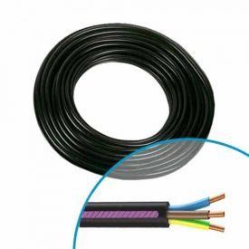 Câble électrique R02V 3G4² B/M/VJ - Couronne de 50m