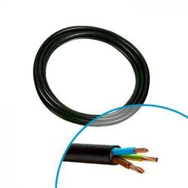 Câble électrique R02V 3G6² B/M/VJ NEXANS - Couronne de 10m