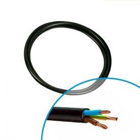 Câble électrique R02V 3G6² B/M/VJ NEXANS - Couronne de 5m