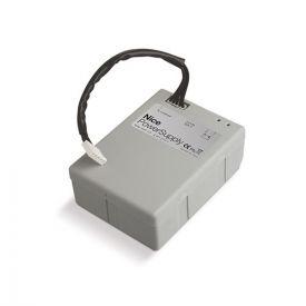 NICE Batterie de secours 24V pour motorisation portail et porte de garage - PS124