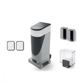 NICE Slight Kit de motorisation pour portail coulissant max 400kg - SLH400BDKCE