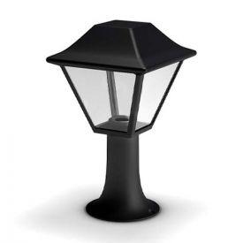 PHILIPS MyGarden Borne d'éclairage extérieure Alpenglow E27 60W noir - 1649630PN