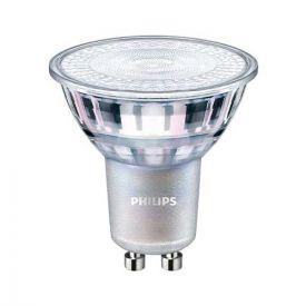 PHILIPS Master Ampoule LED dimmable GU10 36° 230V 4,9W(=50W) 380lm 4000K LEDspot - 707890