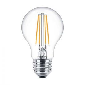 PHILIPS Ampoule LED filament E27 230V 7W(=60W) 806lm 2700K LEDbulb standard - 742730