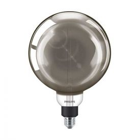 PHILIPS Modern Ampoule LED filament dimmable E27 230V 6,5W(=25W) 270lm 4000K Giant globe - 815069