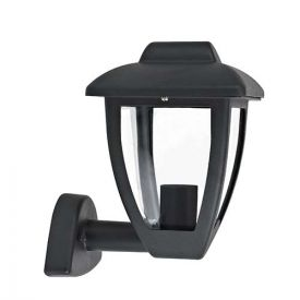 Applique extérieure LED montante 230V E27 60W max anthracite