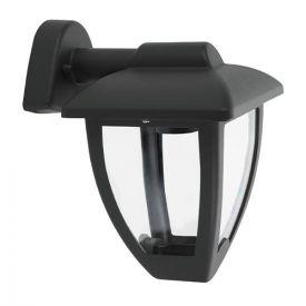 Applique extérieure LED descendante 230V E27 10W max anthracite