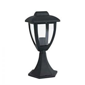 Borne d'éclairage extérieure LED 230V E27 60W max 34cm anthracite