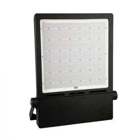 Projecteur LED extérieur 230V 100W 10000lm 4000°K IP65 noir