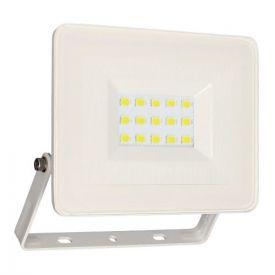 Projecteur extérieur LED extra plat 230V 10W 700lm 4000K blanc