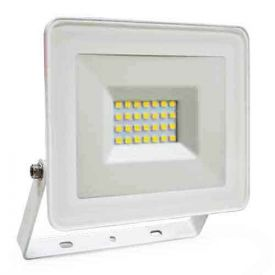 Projecteur extérieur LED extra plat 230V 20W 1500lm 4000K blanc