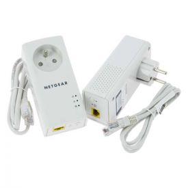 NETGEAR Pack de 2 CPL 1000 Mbit/s