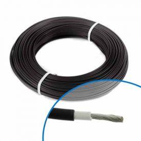 Câble solaire 4mm² - Couronne de 50m