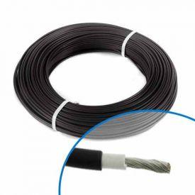 Câble solaire 6mm² - Couronne de 100m