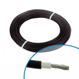 Câble solaire 6mm² - Couronne de 50m
