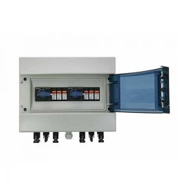 Coffret de protection DC photovoltaïque 1000V - 2 entrées