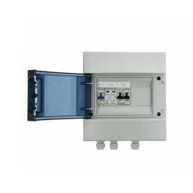 Coffret de protection AC photovoltaïque 3kW monophasé