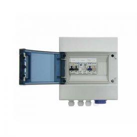 Coffret de protection AC photovoltaïque 3kW monophasé pour micro-onduleur APS