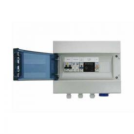 Coffret de protection AC photovoltaïque 3kW monophasé avec QRELAY ENPHASE
