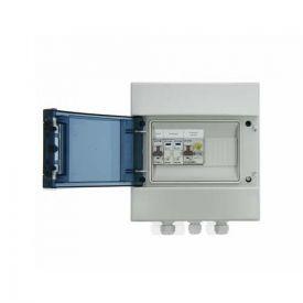 Coffret de protection AC photovoltaïque 6kW monophasé