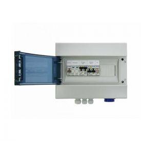 Coffret de protection AC photovoltaïque 6kW monophasé pour micro-onduleur APS