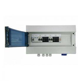 Coffret de protection AC photovoltaïque 6kW monophasé avec QRELAY ENPHASE