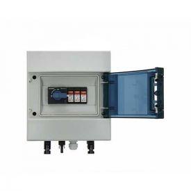 Coffret de protection DC photovoltaïque 600V - 1 entrée