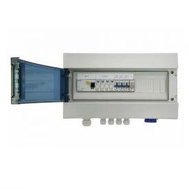 Coffret de protection AC photovoltaïque 9kW triphasé pour micro-onduleur APS