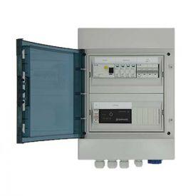 Coffret de protection AC photovoltaïque 9kW triphasé avec QRELAY ENPHASE