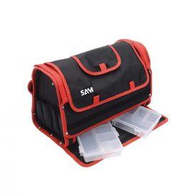 SAM OUTILLAGE Caisse à outils textile et boites de rangement - BAG2Z